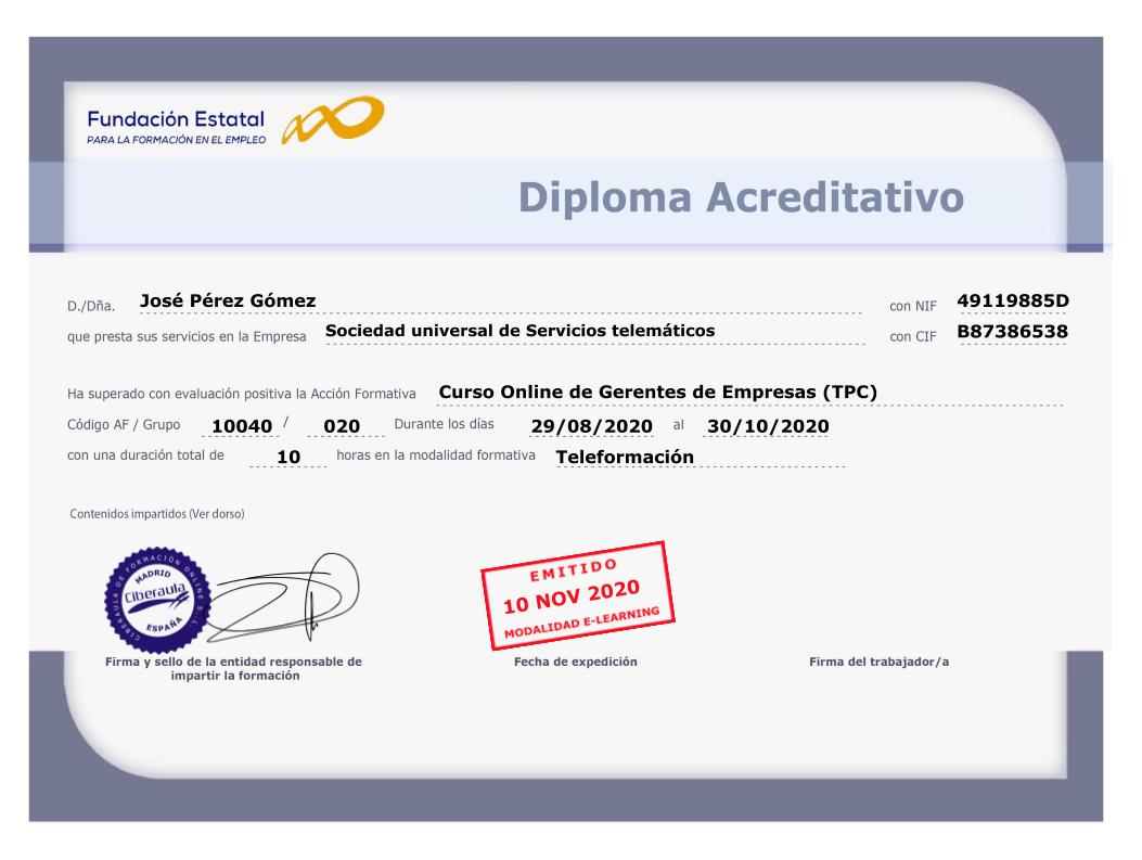 DiplomaAcreditativo
