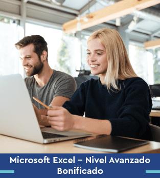 Cursos de Microsoft Excel - Nivel Avanzado Bonificado