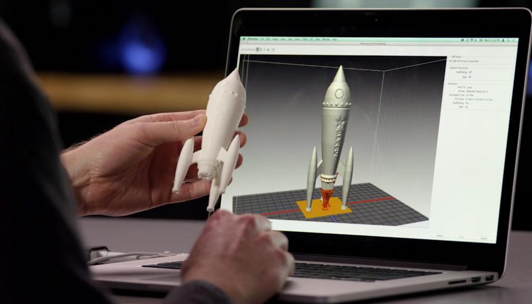 Diseño e impresión 3D con Blender y Cura