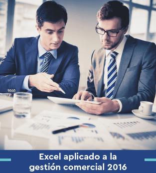Curso online de Excel aplicado a la gestión comercial 2016
