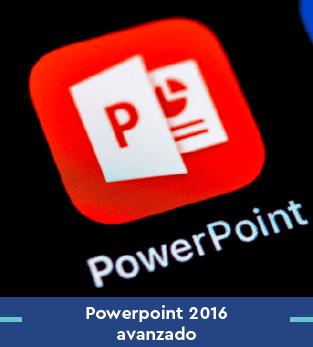 Curso online de Powerpoint 2016 avanzado