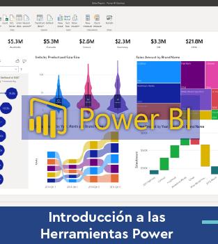 Curso Online de Introducción a las Herramientas Power
