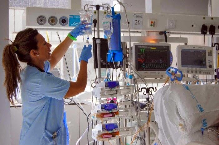 grado medio auxiliar de enfermeria