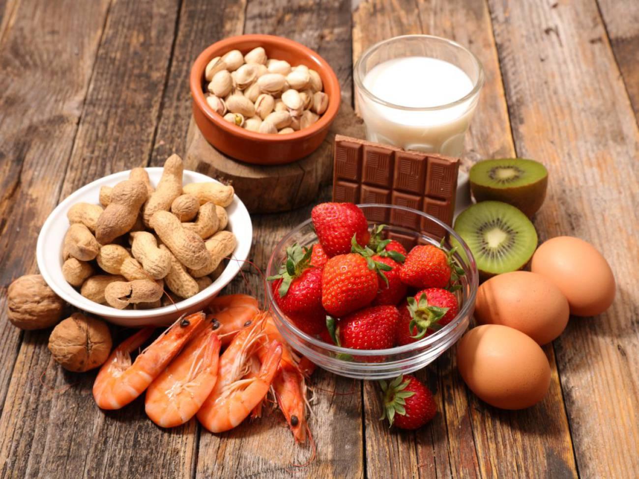 Elaboración y manipulación de menús adaptados a las distintas alergias e intolerancias alimentarias