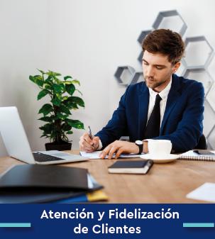 Cursos online Bonificados de Atención y fidelización de clientes