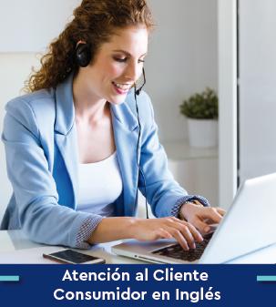 Cursos online Bonificados de Atención al cliente/consumidor en inglés