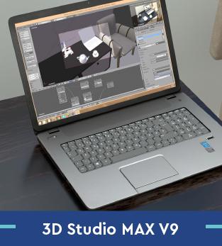 Curso online 3D Studio MAX V9