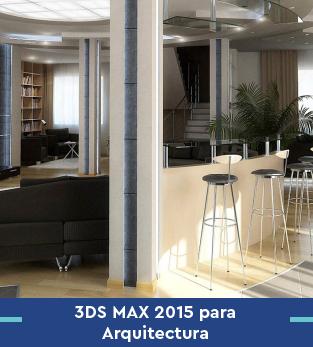 Curso online 3DS MAX para Arquitectura