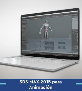 Curso online 3DS MAX para Animación