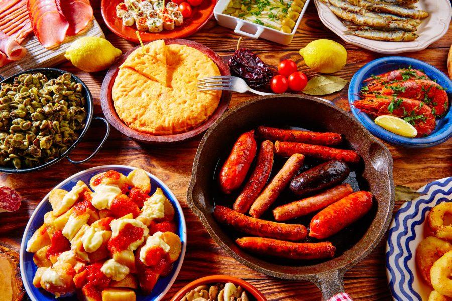 Curso bonificado de Cocina española