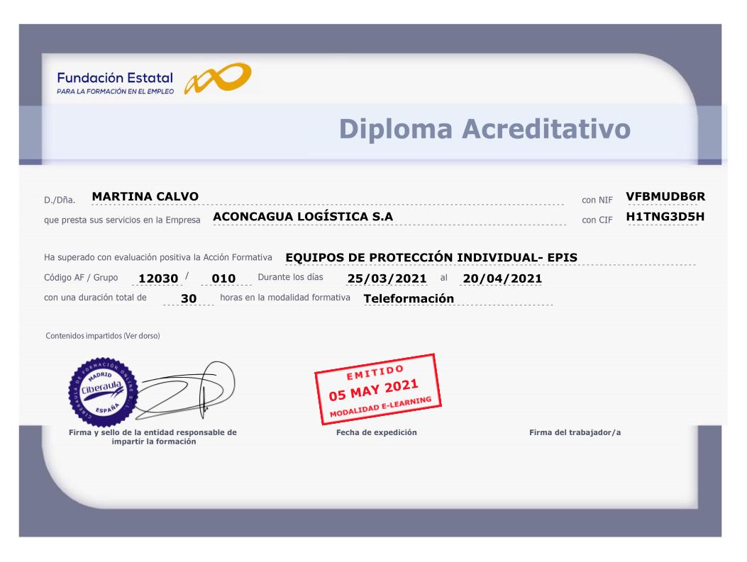 Diploma Fundae