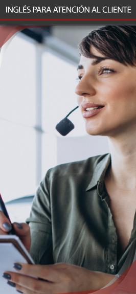 Curso online Inglés para Atención al Cliente