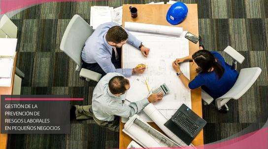 Gestión de la prevención de riesgos laborales en pequeños negocios