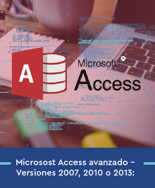 Curso online bonificado Microsoft Access - Nivel Avanzado