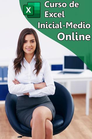 Excel 2016 Inicial - Medio
