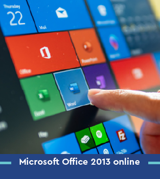 Curso de Microsoft Office 2013 online