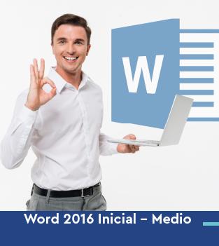 Curso online Word 2016 Inicial - Medio