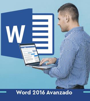 Curso online Word 2016 Avanzado