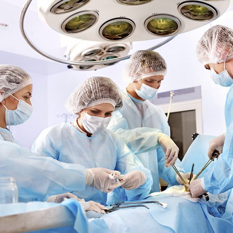 AUX. El Auxiliar de Enfermería en Quirófano