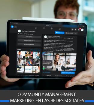 Curso Bonificado de Community management - Marketing en las Redes Sociales