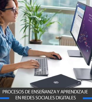 Curso online de Procesos de Enseñanza y Aprendizaje en Redes Sociales Digitales
