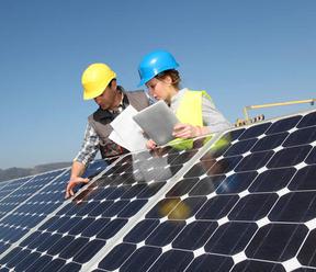 Cursos bonificados energias renovables
