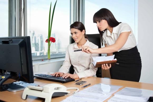 Inglés para secretarias-os